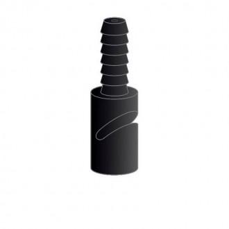 AZZARDO 2681 | Ziko Azzardo rendszerelem - felfüggesztés alkatrész fekete