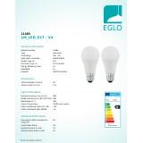 EGLO 11483 | E27 Eglo