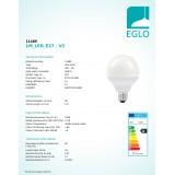 EGLO 11489   E27 Eglo