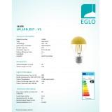 EGLO 11835 | E27 Eglo
