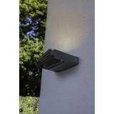 LUTEC 5614401118   Mini-LedspoT Lutec falikar lámpa elforgatható alkatrészek 1x LED 605lm 4000K IP65 antracit szürke
