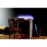 PHILIPS 70101/31/P6 | PHILIPS-LS-RGB-Set Philips LED szalag lámpa fényerőszabályzós kapcsoló szabályozható fényerő, színváltós 1x LED 130lm RGBK fehér