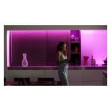 PHILIPS 71901/55/PH | PHILIPS-hue_LightStrip Philips LED szalag hue okos világítás szabályozható fényerő, színváltós 1x LED 1600lm 2000 <-> 6500K fehér