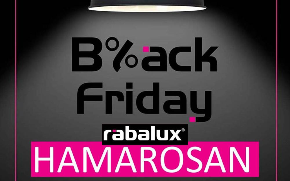 Rábalux - Akciós lámpák - Black Friday