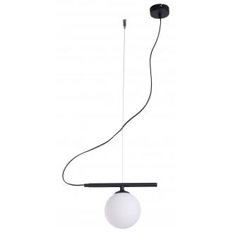 ALDEX 1006G1 | Beryl Aldex függeszték lámpa 1x E14 fekete, fehér