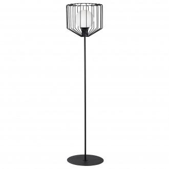 ALDEX 1010A1 | Ramos-II Aldex álló lámpa 168cm kapcsoló 1x E27 fekete