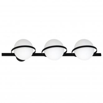 ALDEX 1015Y | Drops-AL Aldex fali, mennyezeti lámpa 3x E14 fekete, fehér