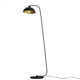 ALDEX 1036A1 | Espace Aldex álló lámpa 165cm kapcsoló elforgatható alkatrészek 1x E27 fekete, fehér, arany