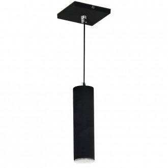 ALDEX 723G/1 | Slim-I Aldex függeszték lámpa 1x GU10 fekete