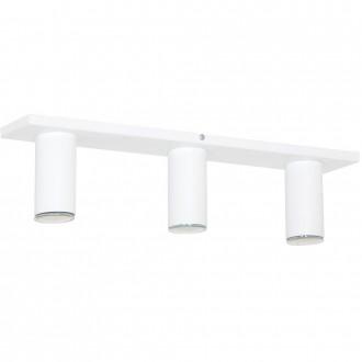 ALDEX 723PL/E | Slim-I Aldex mennyezeti lámpa 3x GU10 fehér