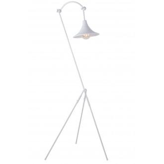 ALDEX 783A | Antika Aldex álló lámpa 143cm kapcsoló elforgatható alkatrészek 1x E27 fehér