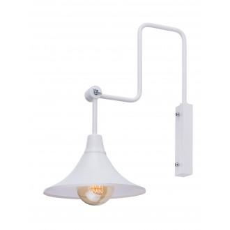 ALDEX 783C | Antika Aldex falikar lámpa elforgatható alkatrészek 1x E27 fehér