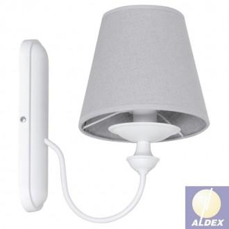 ALDEX 799C | Vidro Aldex fali lámpa 1x E14 fehér