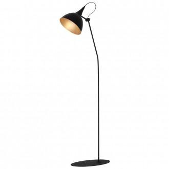 ALDEX 812A/1/D | Piko_Sento Aldex álló lámpa 165cm kapcsoló elforgatható alkatrészek 1x E27 fekete, arany