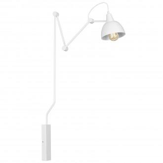ALDEX 814C1 | Aida-Bibi Aldex falikar lámpa elforgatható alkatrészek 1x E27 fehér