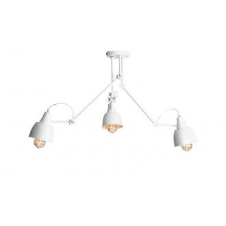 ALDEX 814PL_E | Aida-Bibi Aldex mennyezeti lámpa elforgatható alkatrészek 3x E27 fehér