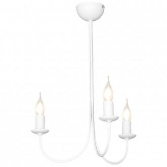 ALDEX 831E | Feb Aldex mennyezeti lámpa 3x E14 fehér