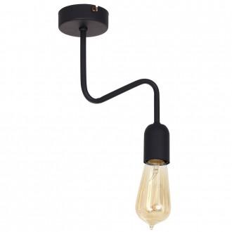 ALDEX 857G4 | EkoA Aldex mennyezeti lámpa 1x E27 fekete