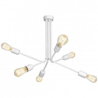 ALDEX 860K1 | EkoA Aldex mennyezeti lámpa 6x E27 fehér