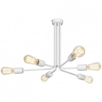 ALDEX 860K2 | EkoA Aldex mennyezeti lámpa 6x E27 fehér