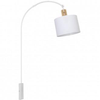 ALDEX 903C/D | Castro Aldex falikar lámpa elforgatható alkatrészek 1x E27 fehér, fa.