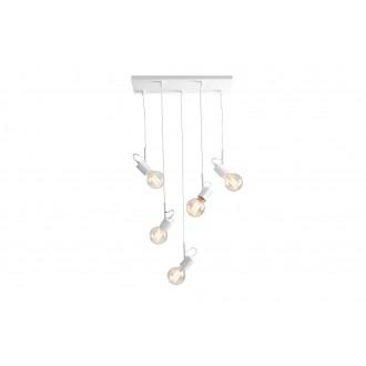 ALDEX 945F | Aluna Aldex függeszték lámpa 5x E27 fehér
