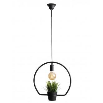 ALDEX 975G2 | EkoA Aldex függeszték lámpa 1x E27 fekete