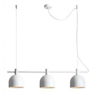 ALDEX 976E | Beryl Aldex függeszték lámpa 3x E27 fehér