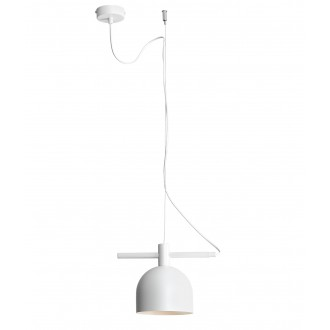 ALDEX 976G | Beryl Aldex függeszték lámpa 1x E27 fehér