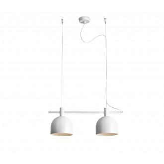 ALDEX 976H | Beryl Aldex függeszték lámpa 2x E27 fehér
