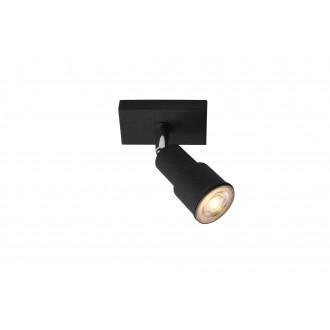 ALDEX 985PL/G1 | Aspo Aldex spot lámpa 1x GU10 fekete