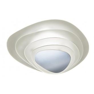 AZZARDO 0197 | Strato Azzardo mennyezeti lámpa 1x G5 / T5 króm, fehér