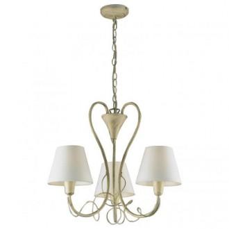 AZZARDO 0514 | Giulietta-AZ Azzardo csillár lámpa 3x E14 ekrü