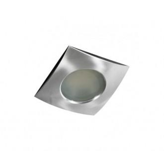 AZZARDO 0811 | Ezio-AZ Azzardo beépíthető lámpa 90x90mm 1x MR16 / GU10 IP54 alumínium