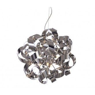 AZZARDO 1691 | Delta-AZ Azzardo függeszték lámpa 9x G9 króm