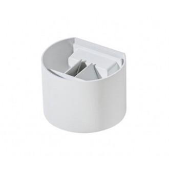 AZZARDO 2190 | Leticia Azzardo fali lámpa állítható szórásszög, elforgatható fényforrás 2x LED 420lm 3000K IP54 fehér