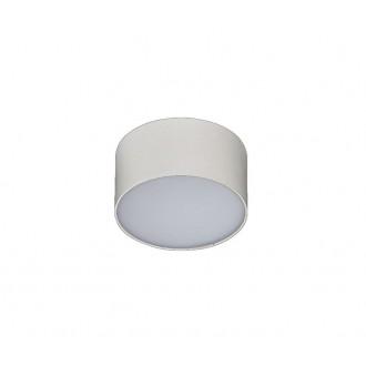 AZZARDO 2256 | Monza-AZ Azzardo fali, mennyezeti lámpa kerek 1x LED 1020lm 4000K fehér