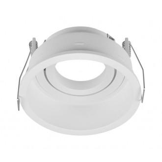 AZZARDO 2682 | Torres-AZ Azzardo beépíthető lámpa elforgatható fényforrás Ø88mm 88x88mm 1x GU10 fehér