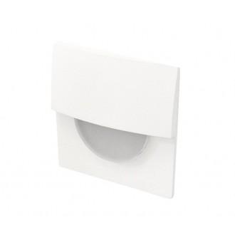 AZZARDO 2766 | Sane Azzardo beépíthető lámpa 1x LED 85lm 3000K fehér