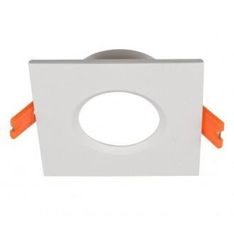 AZZARDO 2864 | Ika-AZ Azzardo beépíthető lámpa 1x GU10 IP65 fehér