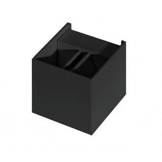 AZZARDO 2932 | Leticia Azzardo fali lámpa állítható szórásszög, elforgatható fényforrás 1x G9 fekete