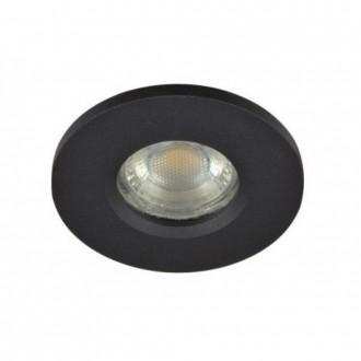 AZZARDO 3017 | Ika-AZ Azzardo beépíthető lámpa 1x GU10 IP65 fekete
