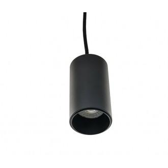 AZZARDO 3411 | Ziko Azzardo rendszerelem 3m lámpa 1x GU10 fekete
