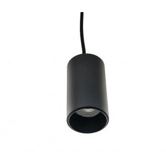 AZZARDO 3412 | Ziko Azzardo rendszerelem 6m lámpa 1x GU10 fekete