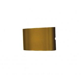 AZZARDO 3485 | Ginna Azzardo fali lámpa 3x LED 480lm 3000K IP54 arany