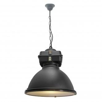 BRILLIANT 93678/06 | Anouk Brilliant függeszték lámpa 1x E27 fekete