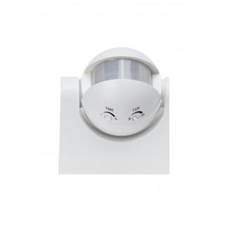 BRILLIANT 96193/05 | Brilliant mozgásérzékelő lámpa IP44 fehér