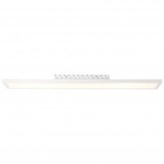 BRILLIANT G20888/05   Smooth Brilliant mennyezeti lámpa távirányító szabályozható fényerő 1x LED 2350lm 2700 <-> 6200K fehér