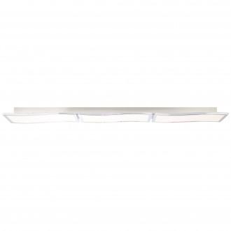 BRILLIANT G90126/15 | Scope-BRI Brilliant mennyezeti lámpa 1x LED 3300lm 3000K króm, fehér