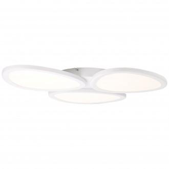 BRILLIANT G90193/05 | Stone-BRI Brilliant mennyezeti lámpa távirányító szabályozható fényerő 1x LED 5000lm 2700 <-> 6200K fehér